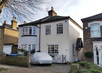 3 bed semi-detached house for sale in Essex Road, Enfield EN2