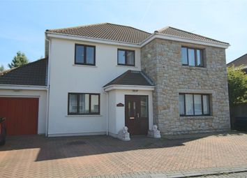Thumbnail 4 bed detached house for sale in Hamilton Clos, Bordel Lane, Vale