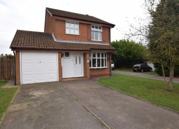 Thumbnail 3 bed detached house for sale in Boltons Close, Brackley
