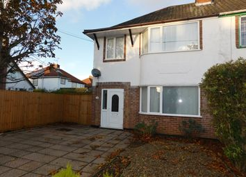 Thumbnail 3 bedroom semi-detached house for sale in Chilton Avenue, Stowmarket