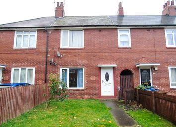 Thumbnail 2 bed terraced house for sale in Westbury Avenue, Walkergate, Newcastle Upon Tyne