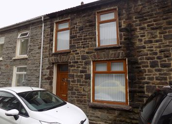 Thumbnail 3 bed terraced house for sale in Prospect Place, Treorchy, Rhondda, Cynon, Taff.
