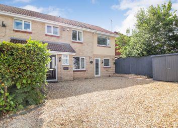 Thumbnail 4 bed semi-detached house for sale in De Braose Close, Danescourt