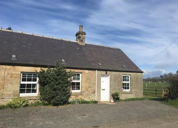 Thumbnail 3 bed cottage to rent in Dalkeith