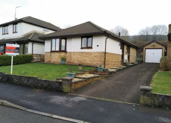Thumbnail 3 bed detached bungalow for sale in Plas Derwen View, Abergavenny