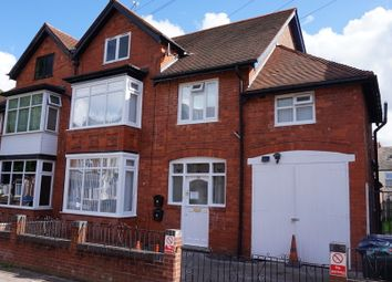 Thumbnail 5 bed semi-detached house for sale in Whitehall Road, Handsworth, Birmingham.