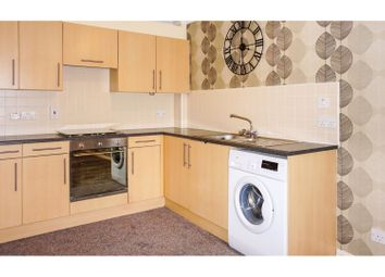 Thumbnail 1 bedroom flat for sale in Station Court, Alford