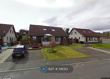 Thumbnail 2 bed semi-detached house to rent in Muirtown Terrace, Inverness