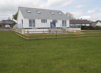 Thumbnail 2 bed semi-detached bungalow to rent in Boyton, Launceston, Cornwall