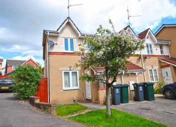 Thumbnail 2 bed end terrace house for sale in Kinsale Close, Pontprennau, Cardiff