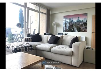 Thumbnail 1 bed flat to rent in West Block, London