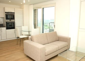 Thumbnail 1 bed flat to rent in No 1 The Plaza, Marner Point, Bow