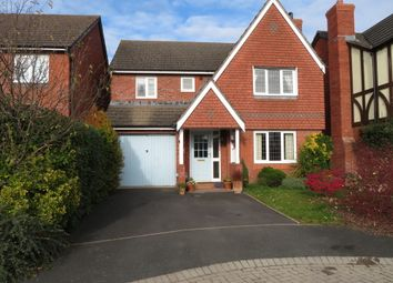 Thumbnail 4 bed detached house for sale in Broadholme Road, Belmont, Hereford