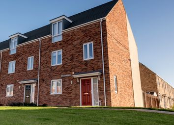 Thumbnail 1 bedroom terraced house for sale in Sandpiper Way, Kings Lynn