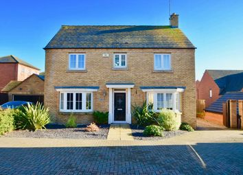 Thumbnail 4 bed detached house for sale in Long Hassocks, Coton Park, Rugby