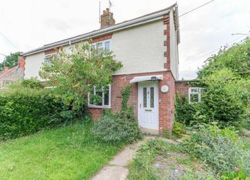 Thumbnail 3 bed semi-detached house for sale in Thursford Road, Great Snoring, Fakenham