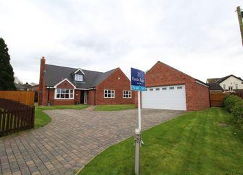 Thumbnail 4 bedroom bungalow to rent in Grange Court, Biddulph, Stoke-On-Trent