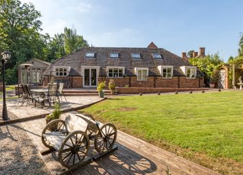 Thumbnail 5 bed barn conversion for sale in Sherbourne Court, Sherbourne