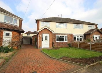 Thumbnail 3 bed semi-detached house for sale in Warrington Spur, Old Windsor, Berkshire