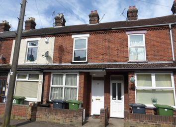 Thumbnail Terraced house to rent in Alderson Road, Great Yarmouth