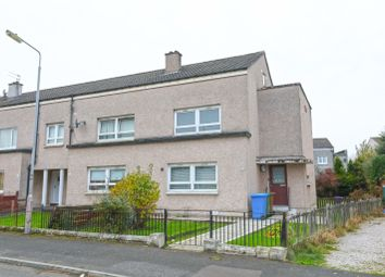 Thumbnail 2 bed end terrace house for sale in 58 Rylees Crescent, Glasgow