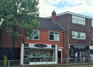 Thumbnail 1 bed flat to rent in Flat 5A Wolverhampton Road, Stafford, Staffordshire