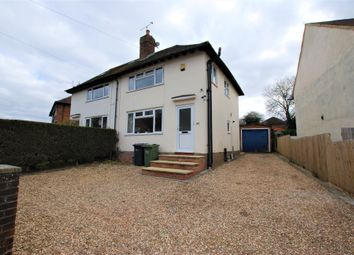Thumbnail 4 bed semi-detached house to rent in Foxburrows Avenue, Guildford