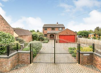 Thumbnail 4 bed detached house for sale in High Street, Carlton, Goole