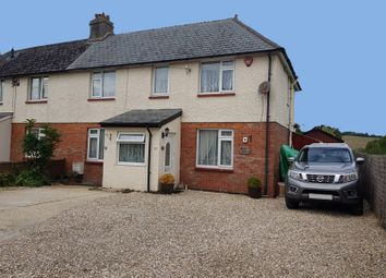 Thumbnail 3 bed semi-detached house for sale in Chard Road, Axminster, Devon