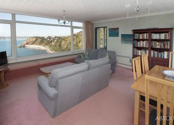 Thumbnail 2 bed flat for sale in Ilsham Marine Drive, Torquay