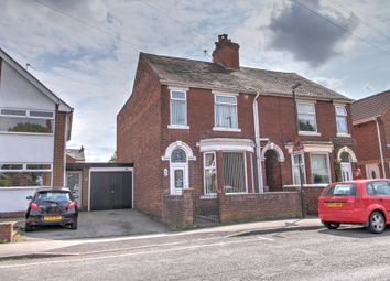 Thumbnail 3 bed semi-detached house for sale in Shirley Road, Ripley