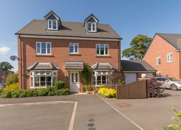 Thumbnail 5 bedroom detached house for sale in Hough Way, Shifnal