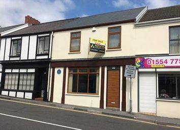 Thumbnail Office to let in Ground Floor, Thomas Street, Llanelli, Carmarthenshire