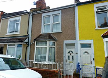 Thumbnail 2 bed terraced house for sale in Maidstone Street, Bristol