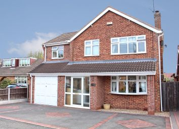 Thumbnail 5 bed detached house for sale in St. Peters Avenue, Witherley, Atherstone