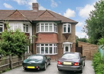 3 bed terraced house to rent in Hatherleigh Close, Morden SM4