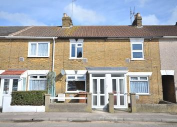 Thumbnail 2 bedroom terraced house to rent in Longley Road, Gillingham