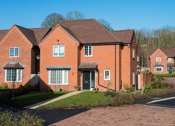 Thumbnail 4 bed detached house for sale in Ryecroft Way, Martley, Worcester