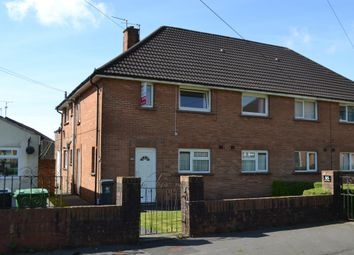 Thumbnail 2 bed flat for sale in Heol Penlan, Whitchurch, Cardiff