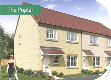 Thumbnail 3 bed semi-detached house for sale in Romans Walk, Caistor