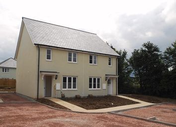 Thumbnail 3 bed semi-detached house for sale in Fremington, North Devon