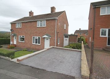 Thumbnail 2 bed semi-detached house for sale in Priestlands Grove, Hexham