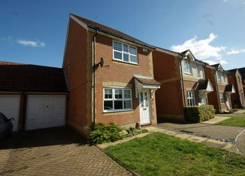 Thumbnail 2 bed detached house to rent in Dove Close, Ashford, Kent