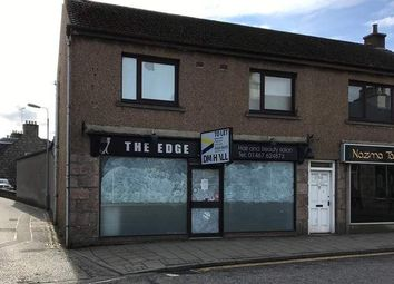 Thumbnail Retail premises to let in West High Street, Inverurie
