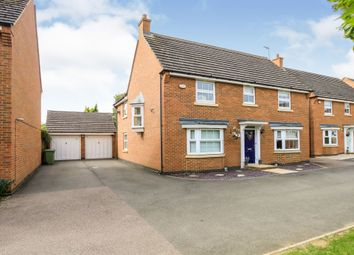 4 bed detached house for sale in Pym Close, Wellingborough NN8