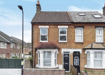 Thumbnail 3 bed end terrace house for sale in Studley Grange Road, London
