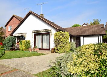 Thumbnail 3 bed detached bungalow for sale in Turnpike Hill, Hythe, Kent