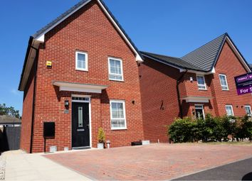 Thumbnail 3 bed detached house for sale in Springwell Avenue, Liverpool