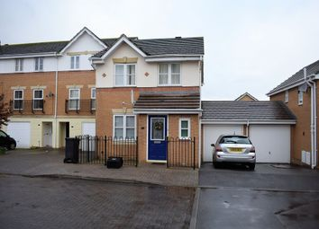 Thumbnail 3 bed detached house to rent in Ermine Street, Yeovil