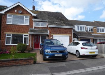 Thumbnail 3 bed detached house for sale in Kingsley Crescent, Long Eaton, Long Eaton